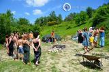 Osho Inipi Circle 21° anno - sabato, cerchio per il primo Inipi