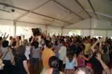 Arshad Moscogiuri Event Melting Magma Viareggio june 2011