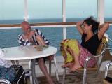 Arshad Moscogiuri Event Love Tsunami - Festival in crociera sul Mediterraneo 2010 - lo Staff