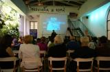 """Arshad Moscogiuri presentazione libro """"La psicologia dello Zorba"""" Fandango Incontro di Roma, october 2012"""