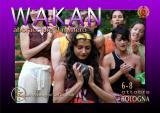 Wakan, abbracciare il Mistero - ottobre 2017 - il flyer del corso